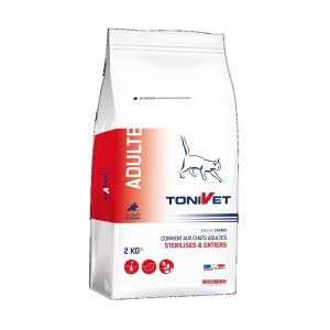 Image de Tonivet Chat adult Poulet 2Kg