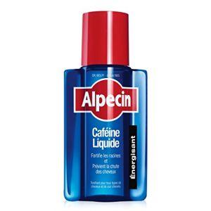 Alpecin Caféine Liquide, 1 x 200 ml - Lotion Liquide anti-chute