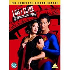 Lois and Clark Season 2 [Standard Edition] [Import anglais] [DVD]