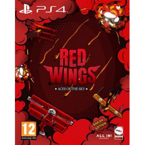 Red wings ! Aces of the sky - Baron Edition (PS4) [PS4]