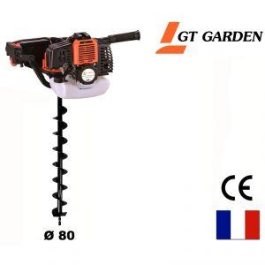 GT Garden TAR-1P - Tarière thermique 52cc 3CV