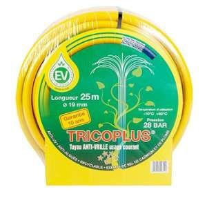 Centrocom Tuyau jaune Tricoplus 15mm - 25m