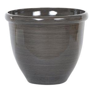 Beliani Cache-pot marron ?44 cm SELLANA