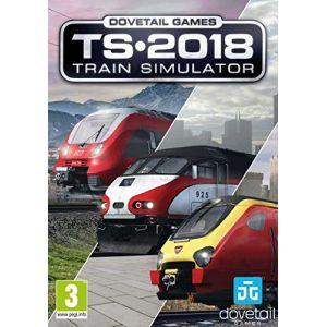 TS Train Simulator 2018 [PC]