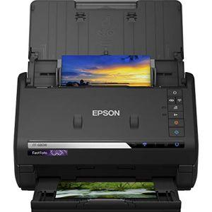 Epson Scanner FastFoto FF-680W Noir