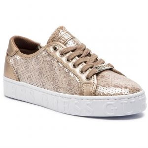 Guess Baskets basses GRASER Beige - Taille 36,37,38,39,40,41