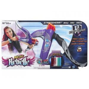 Hasbro Nerf Rebelle Arc Multishoot Strongheart