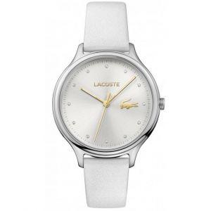 Lacoste 2001005 - Montre pour femme avec bracelet en cuir