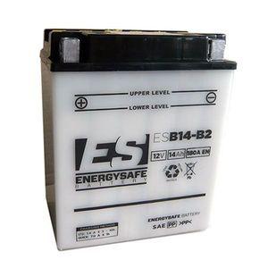 EnergySafe Batterie YB14-B2 avec acide