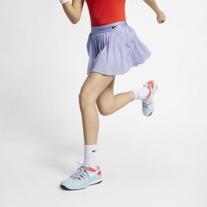 Nike Jupe de tennis Court Victory pour Femme - Pourpre - Couleur Pourpre - Taille S
