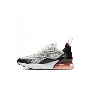 Nike Chaussure Air Max 270 pour Jeune enfant - Argent - Taille 27.5