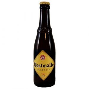 Westmalle Trappist Trippel bière belge 9,5% Bouteille 33cl