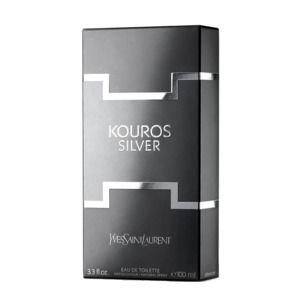 Yves Saint Laurent Kouros Silver - Eau de toilette pour homme