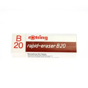 Rotring S0194570 - Gomme Rapid-Eraser B20