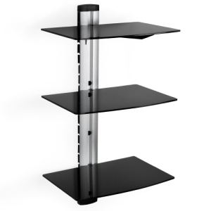 Etagere murale dvd comparer 142 offres - Support mural lecteur dvd ...