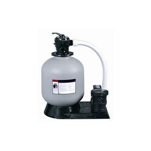 VIVA POOL Groupe de filtration à sable complet 10 m3/h
