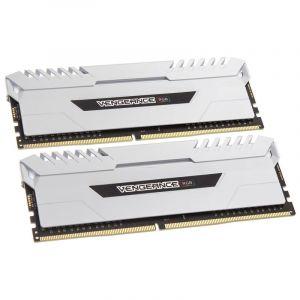 Corsair CMR16GX4M2C3600C18W - Barrettes mémoires 16Go DDR4 3600MHz RGB