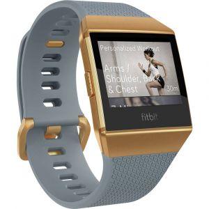 Fitbit Bracelet de rechange FB164ABCPBUL Taille=L ardoise, bleu, cuivre