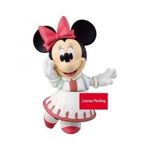 Bandai Disney - Minnie - Figurine Fluffy Puffy 10cm