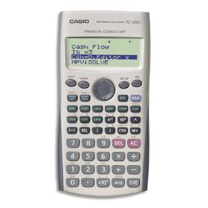 Casio FC-200V - Calculatrice financière