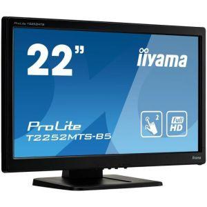 "iiyama ProLite T2252MTS-B5 - Ecran LED 22"" tactile multitouch"