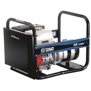 SDMO HX 6000 - Groupe électrogène 6000W
