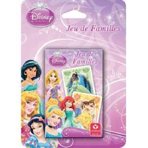 Cartamundi Jeu de 7 familles : Disney Princess