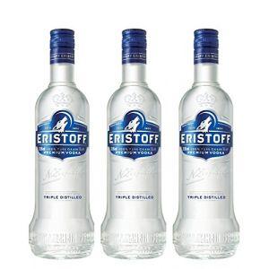 Eristoff Vodka, 37,5% vol. - La bouteille de 1L