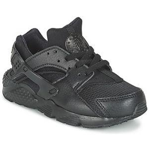 Nike Huarache Run PS, Chaussures de Course pour Entraînement sur Route Garçon, Multicolore (Black/Black/Black 016), 29.5 EU