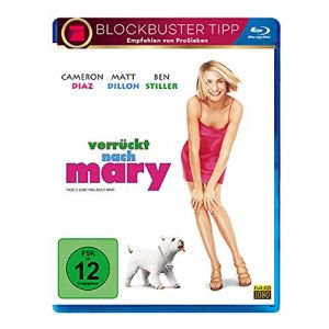 VerrCkt Nach Mary [Blu-Ray] [Import]