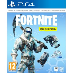 Fortnite Pack Froid Eternel [PS4]