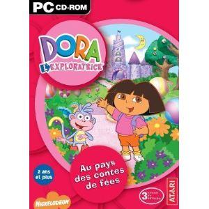 Dora au pays des contes de fées [Windows]