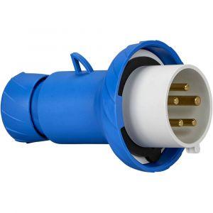 Schneider Electric PKE32M725 PKE32M725 Connecteur mâle CEE 32 A 250 V