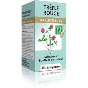 Arkopharma Arkogélules Trèfle Rouge - Ménopause et bouffées de chaleur