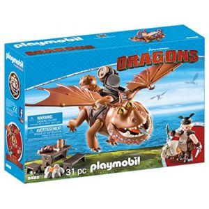 Playmobil 9460 Dragons - Varek et Bouledogre