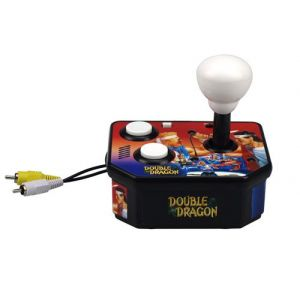 Just for Games Double Dragon TV Arcade Plug & Play