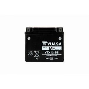 Yuasa Batterie YB16A-AB L 151mm W 91mm H 182mm - Batterie HYB16A-AB - Avec cette batterie, vous êtes sûr de faire le bon choix. Leader mondial dans le secteur de la conception et de la fabrication des batteries station? Voir la présentation