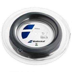 Babolat 243101_105 Cordage de tennis RPM Blast Noir 200 m x 1,30 mm