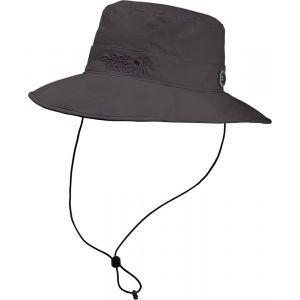 Jack Wolfskin Supplex Mesh Hat - Chapeau taille M, noir