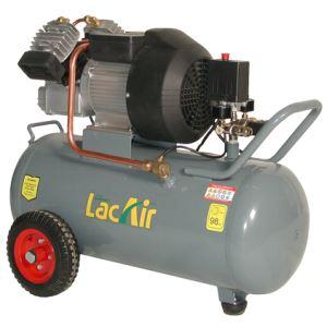 Lacme MaxAir 20/50 - Compresseur monobloc 20 m³/h sur cuve 50 litres (460600)