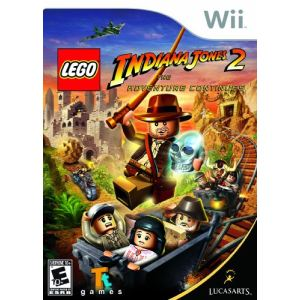 LEGO Indiana Jones 2 : L'Aventure Continue [Wii]