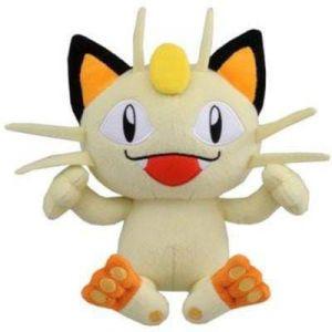 Wtt Peluche Pokémon Miaouss