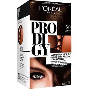 L'Oréal Prodigy 5,0 Alezan, Couleur Extraordinaire
