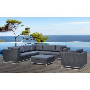 Delorm Design Ibiza - Salon de jardin en tissu