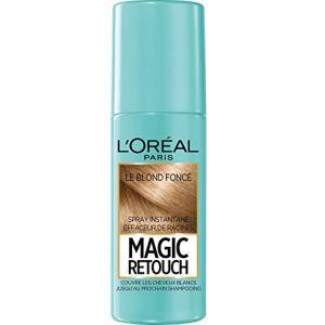 L'Oréal Spray Magic Retouch effaceur de racines blond foncé