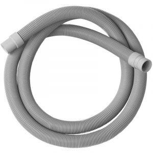 Tycner Tuyau de sortie flexible tuyau d'évacuation tuyau de vidange machine à laver lave-vaisselle 120 / 400cm
