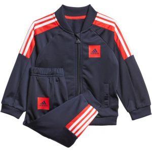 Adidas Ensemble veste et pantalon de jogging 3 mois-4 ans Bleu - Taille 18/24 mois;2/3 ans