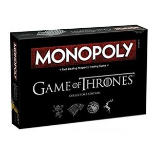 Winning Moves Monopoly Games Of Thrones Collectors (Edition Anglais)