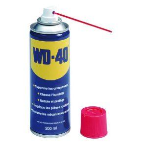 Banpresto WD 40 - Bombe aérosol dégrippant anti-humidité 200ml
