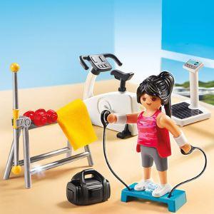 Playmobil 5578 City Life - Salle de sport